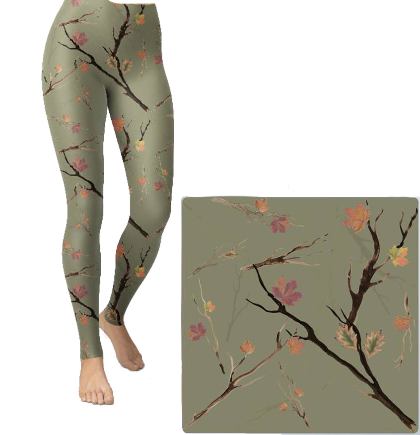 Into the Woods Specialty Leggings