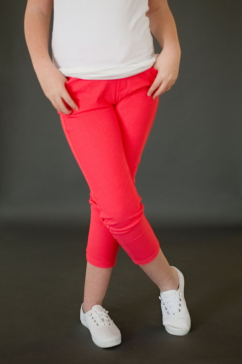 Yelete 'Willa' Capris *FINAL SALE*
