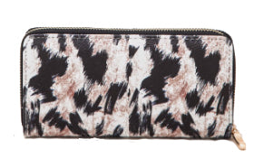 Animal Printed Wallet *FINAL SALE*