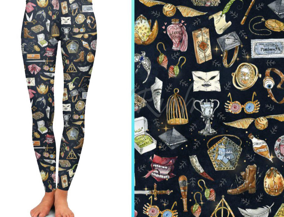 HP All About Potter Specialty Leggings