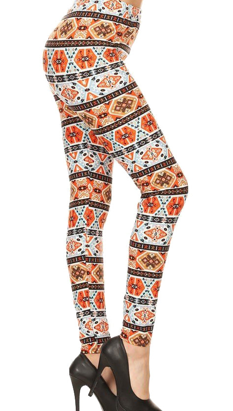 Aztec Leggings *FINAL SALE*