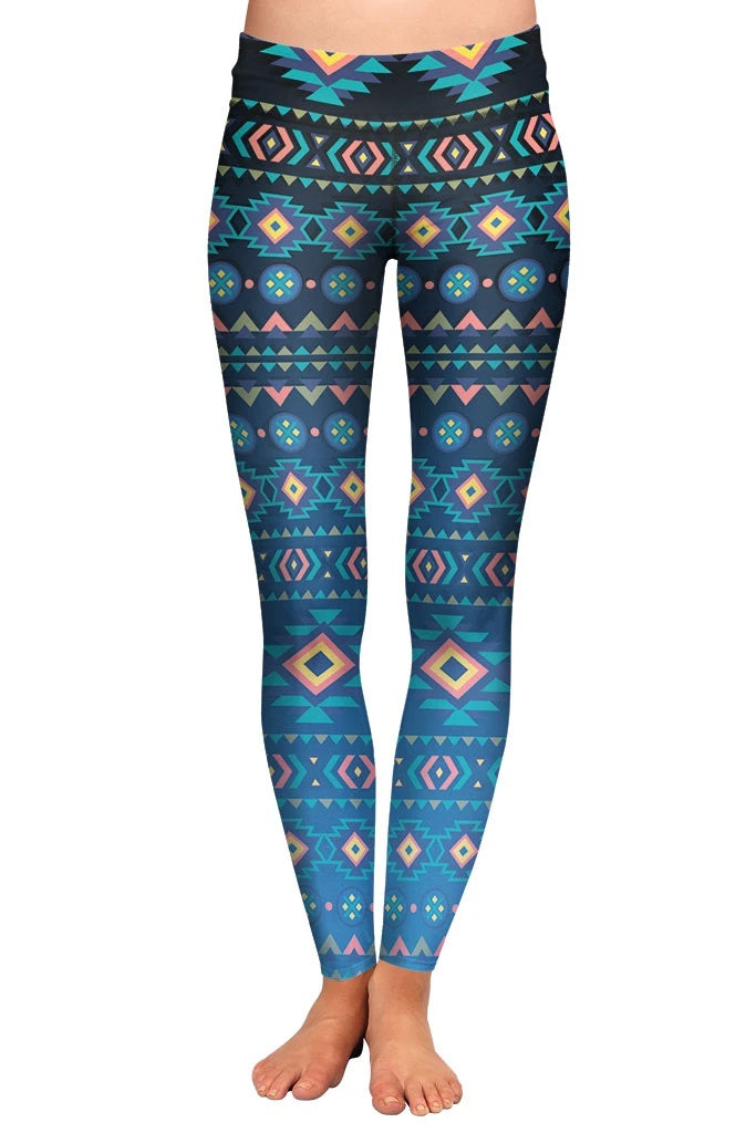 Aztec Multi Legging *FINAL SALE*