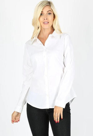 Long Sleeve Classic Shirt *FINAL SALE*