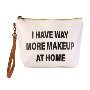 STATEMENT COSMETIC BAGS