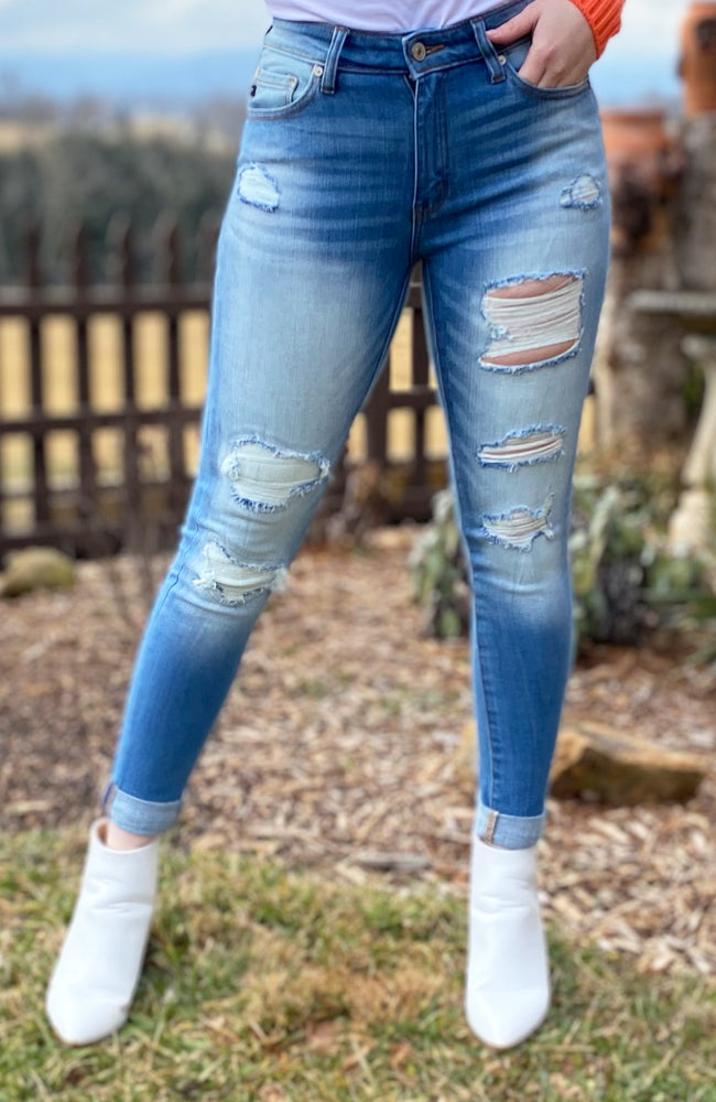KanCan 'Heather' Jeans