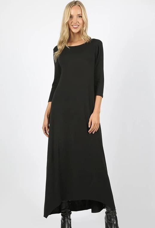 High/Low Maxi Dress *Final Sale**