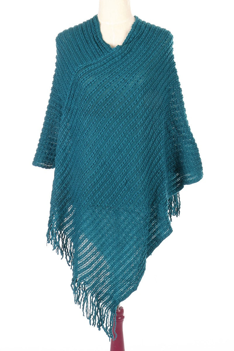 Mesh Poncho *FINAL SALE*