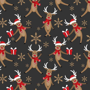 2Eighteen 'Reindeer' Leggings