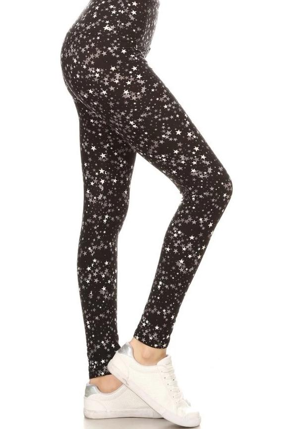 Star Leggings *FINAL SALE*