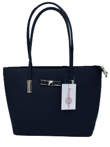 Fashion Bow Tote - S  *FINAL SALE*