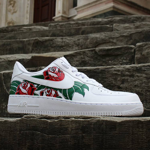 AIR FORCE 1 CUSTOM ROSES