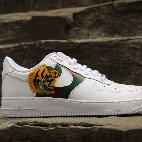 AIR FORCE 1 CUSTOM TIGER