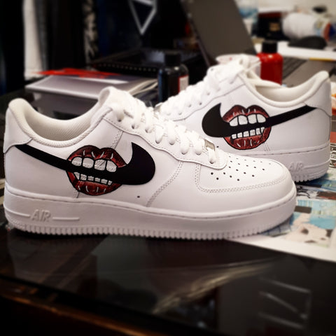 AIR FORCE 1 CUSTOM BITES