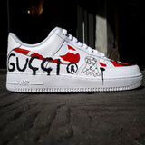 AIR FORCE 1 CUSTOM  GHOST