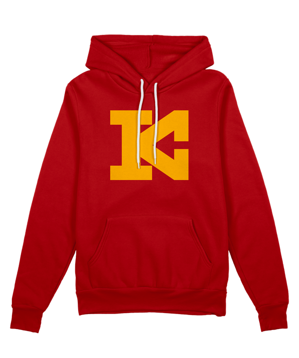 KC Block Kingdom Hoodie - Red
