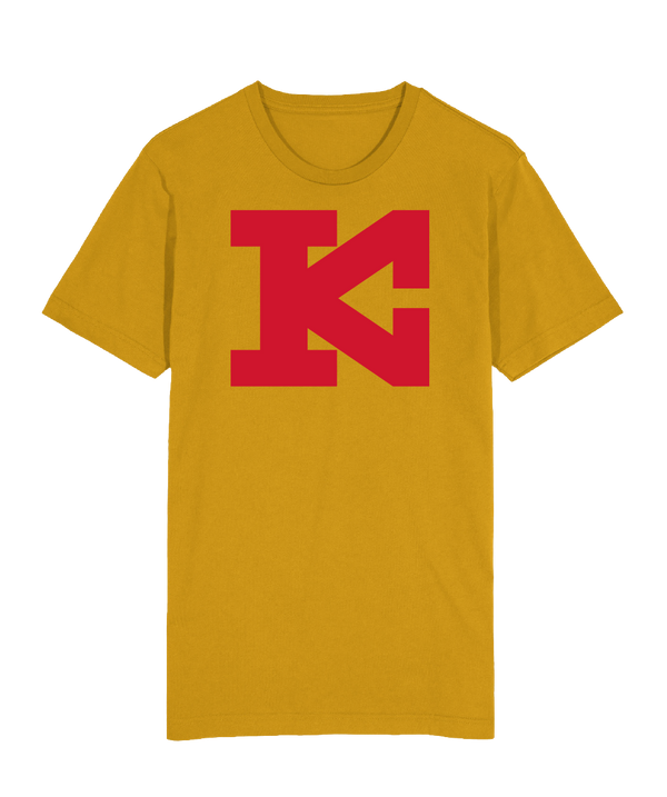 KC Block Kingdom T-Shirt - Gold