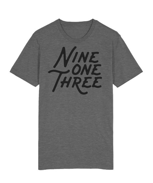 NineOneThree T-Shirt - Deep Heather