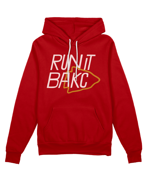 Run It Back Hoodie