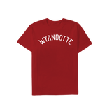 Wyandotte Arch T-Shirt Red