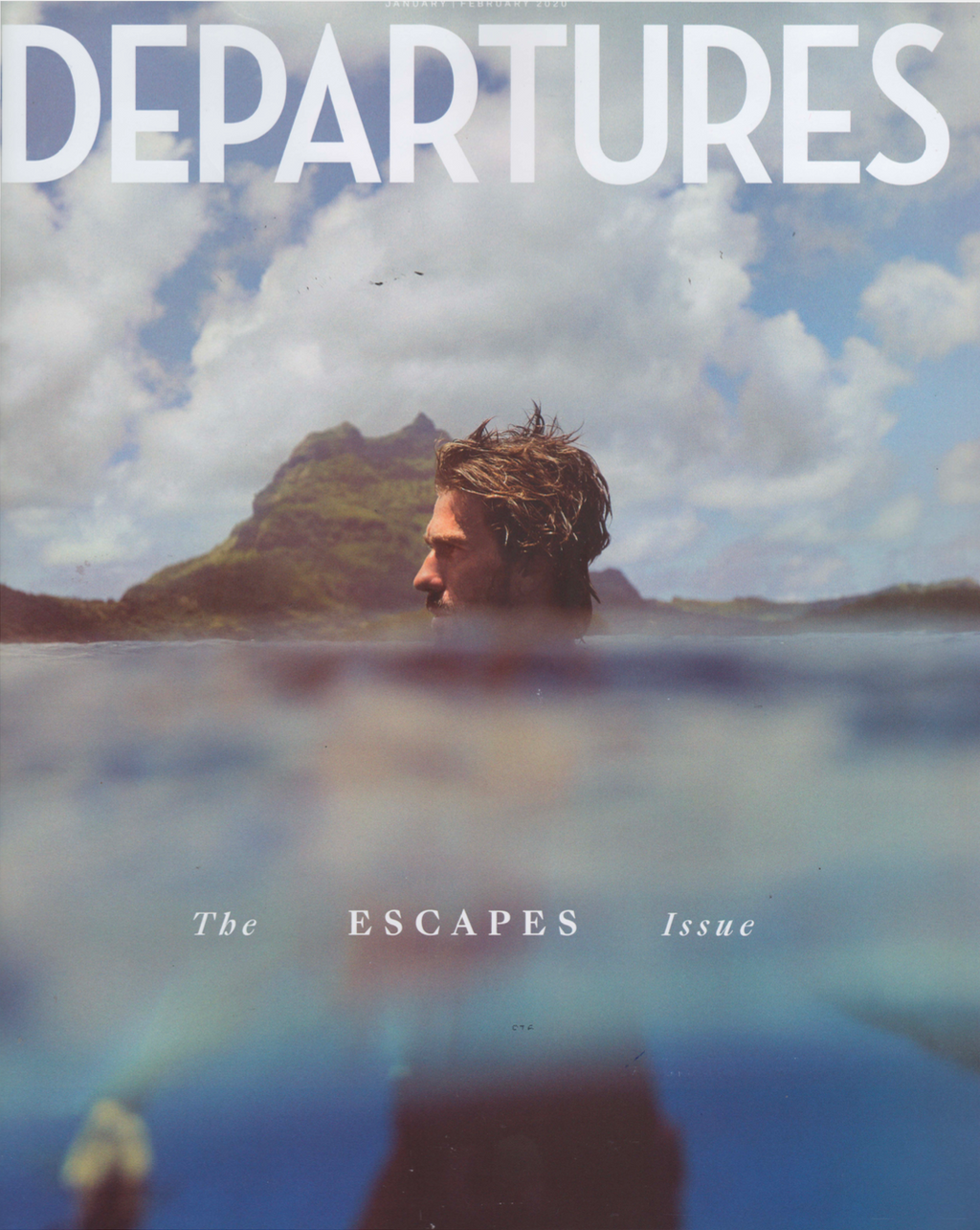 Departures Magazine (Print) | Jan/Feb 2020