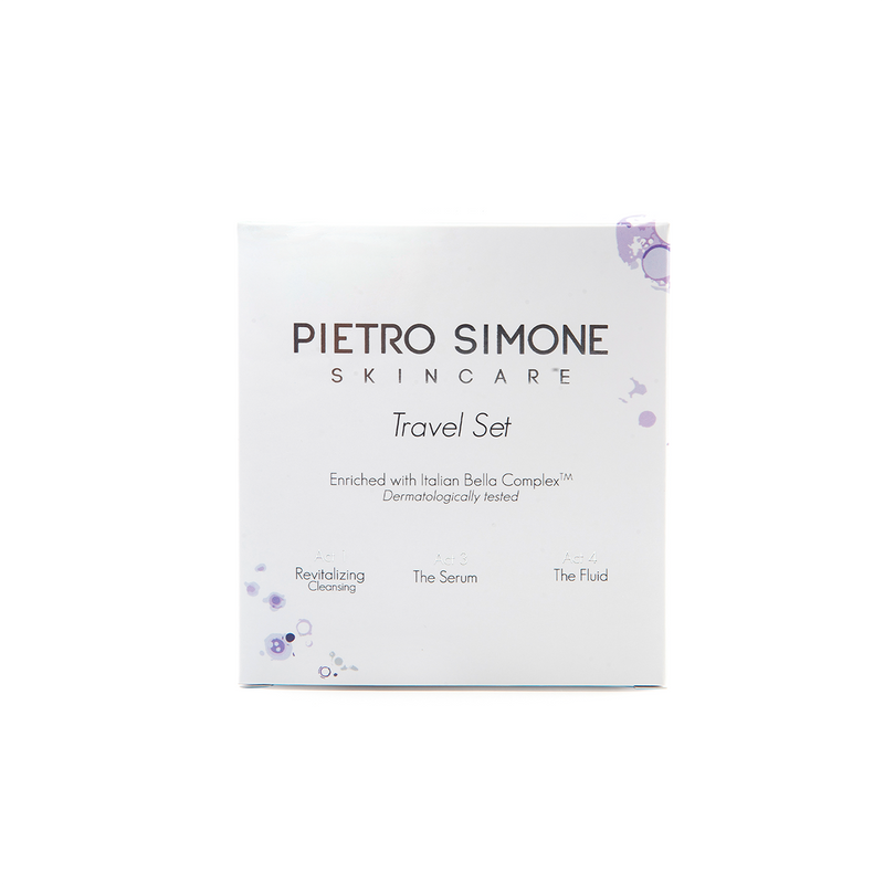 PIETRO SIMONE: TRAVEL SET