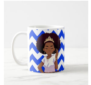 Mug: 'Ashanti' - Custom2Fly