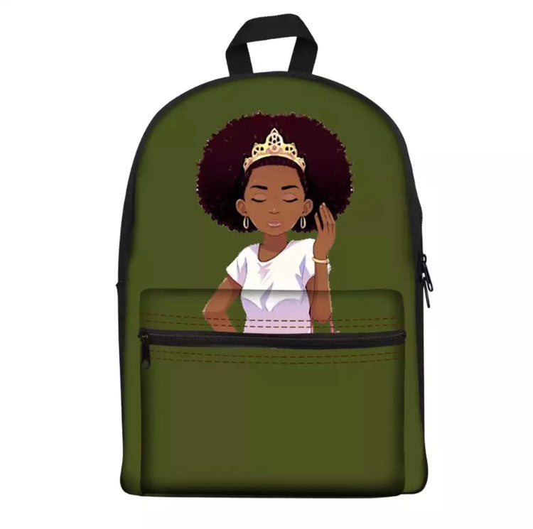 Backpack: 'Graduate' Style - Custom2Fly