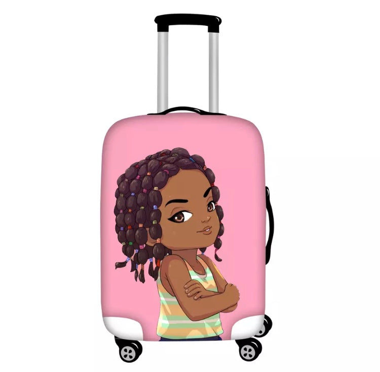 Luggage Cover: Lil' Collection - Custom2Fly