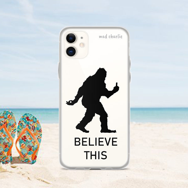 BELIEVE THIS Amazing Mad Charlie's IPHONE CASE - madcharliestore