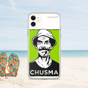 CHUSMA Amazing Mad Charlie's Lime IPHONE CASE - madcharliestore