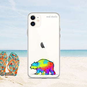 COLOR BEAR Amazing Mad Charlie's IPHONE CASE - madcharliestore