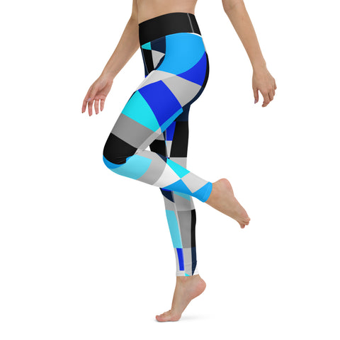 EQUILIBRIUM Amazing Mad Charlie's Yoga Leggings