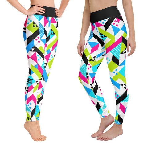 FLIPPANT Amazing Mad Charlie's Yoga Leggings