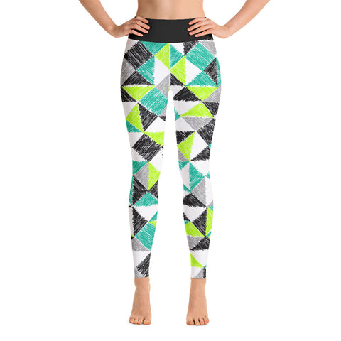 LIMALIMON Amazing Mad Charlie's Yoga Leggings