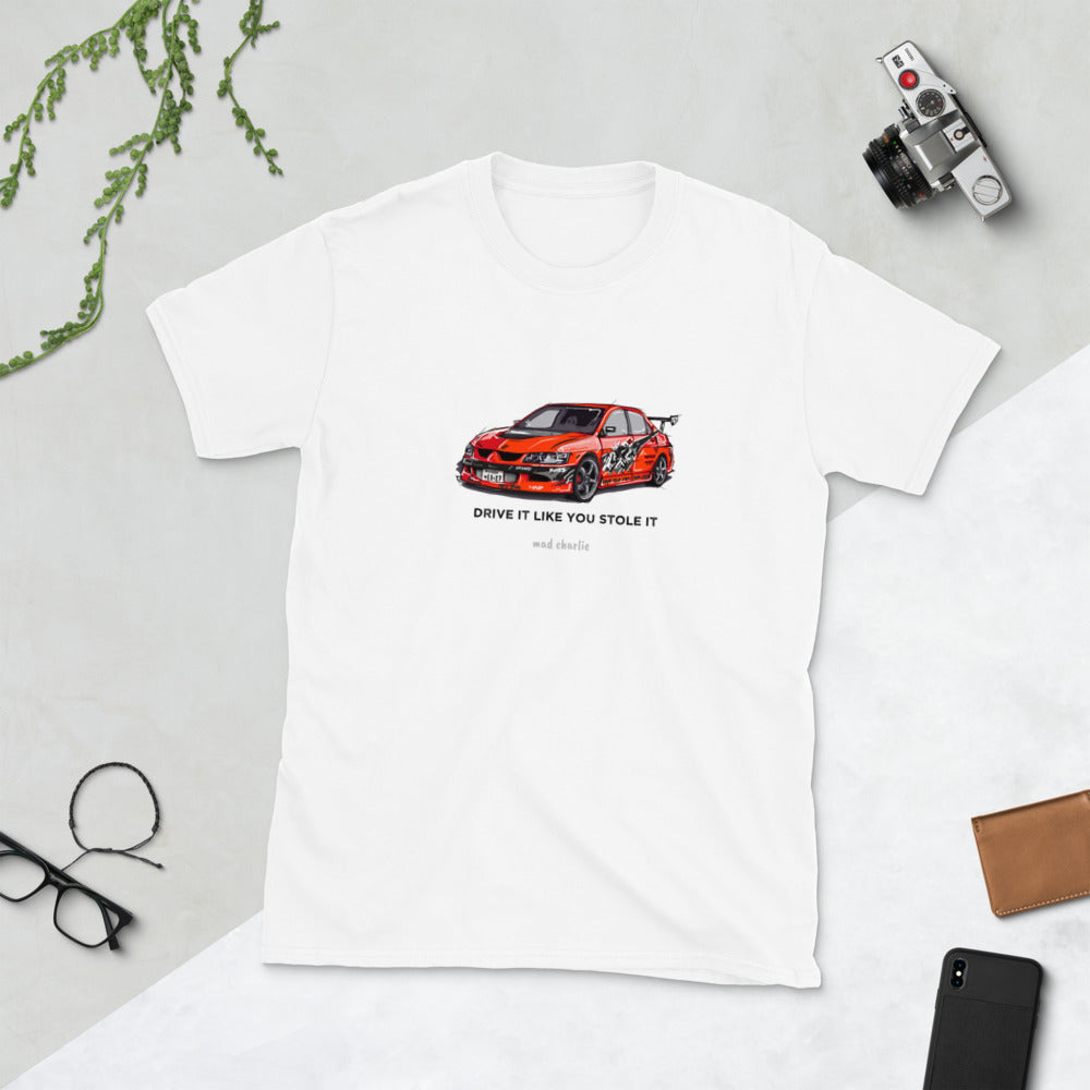 DRIVE IT LIKE YOU STOLE IT Amazing Mad Charlie's Short Sleeve UNISEX T-SHIRT