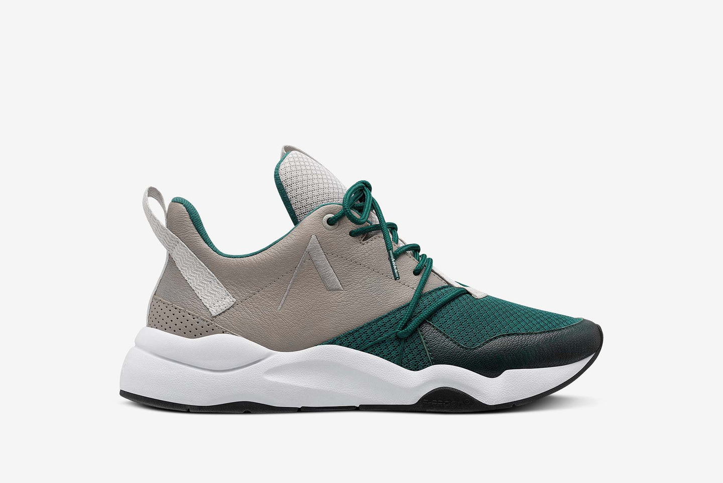 ARKK Copenhagen - Main Line Asymtrix Mesh F-PRO90 Moon Grey Garden Green-Men Asymtrix Moon Grey