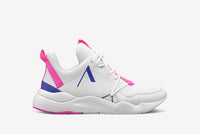 ARKK Collection Asymtrix Mesh F-PRO90 White Vivid Pink - Men Asymtrix White Vivid Pink