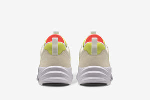 ARKK Collection Kanetyk Suede W13 Off White Neon Lime - Women Kanetyk