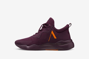 ARKK Copenhagen - Essential Line Pykro Mesh F-PRO90 Dark Purple Orange Glory - Women Pykro Dark Purple Orange Glory