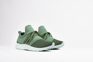 ARKK Copenhagen - Main Line Raven Mesh S-E15 Sage Green Black - Women Raven Dusty Green