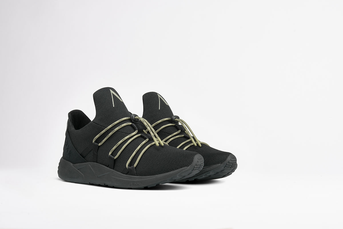 ARKK Collection Scorpitex S-E15 Black Faded Green - Men Scorpitex Black