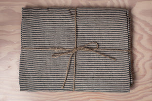 Raw Linen Sauna Towel