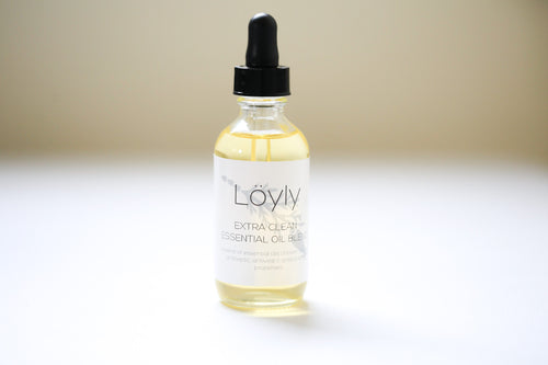 Löyly Extra Clean Essential Oil Blend