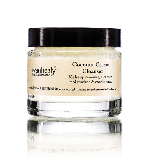 evanhealy Coconut Cream Cleanser