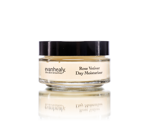 evanhealy Rose Vetiver Day Moisturizer
