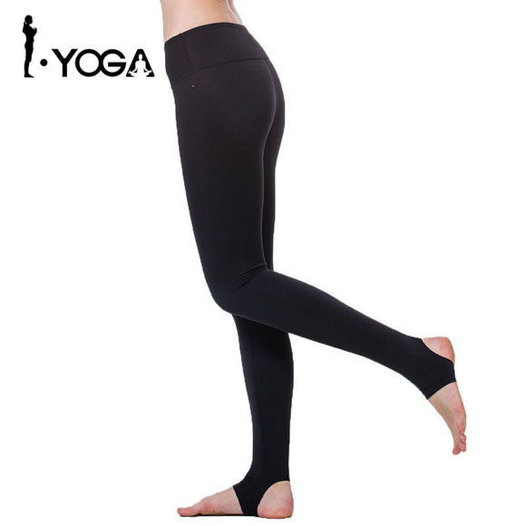 Fitness Women Yoga Pants Mallas Running Mujer Gym Running Tights Fitness Foot Pants Women Sports Leggings Activewear