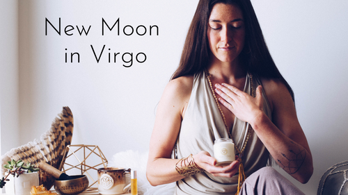 New Moon in Virgo