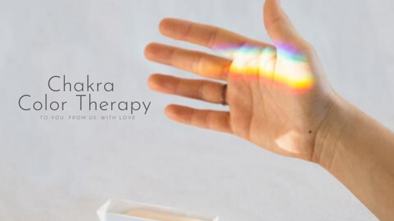 Chakra Color Therapy