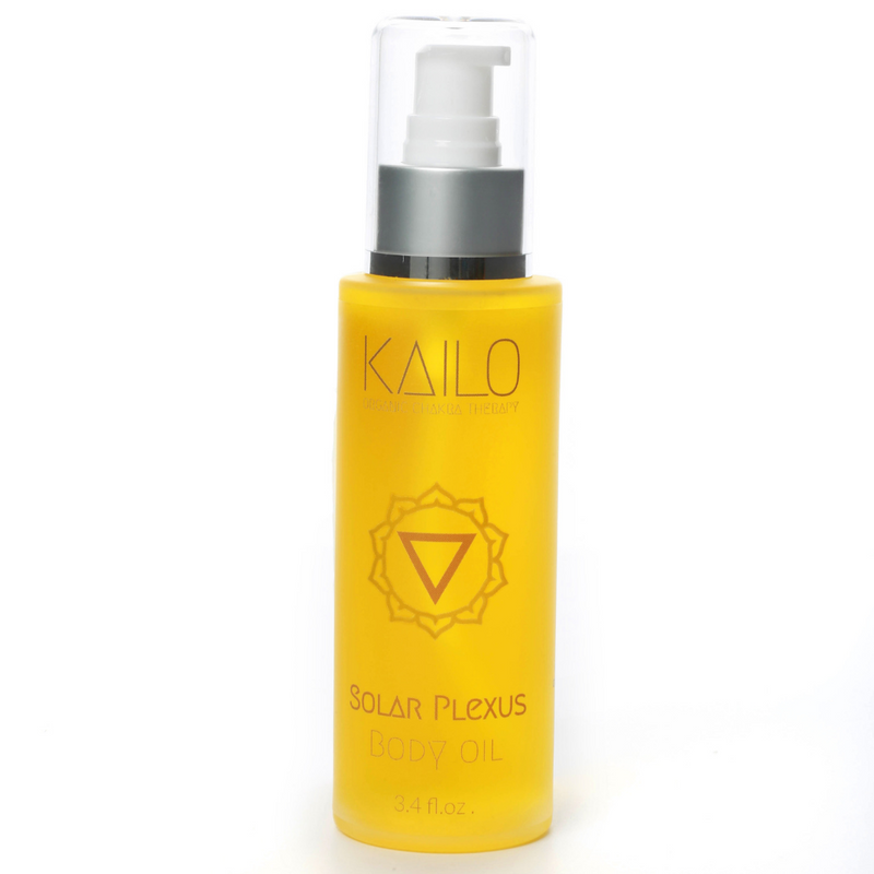 Solar Plexus Body Oil