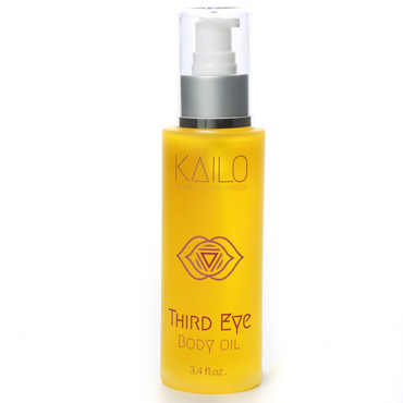 Third Eye Body Oil